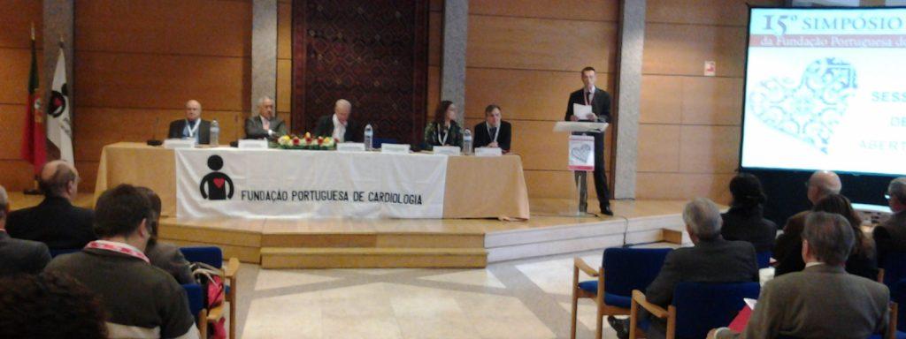 evento da Sociedade Portuguesa de Cardiologia
