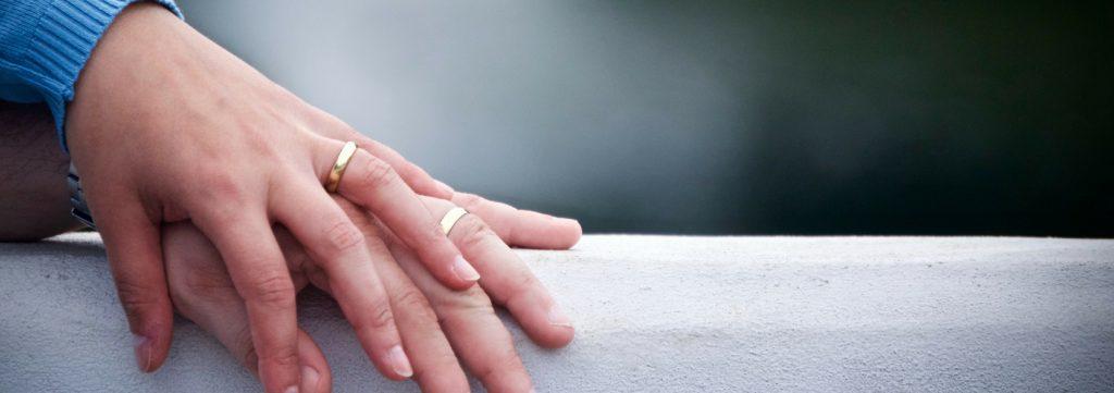 O casamento faz bem ao coração