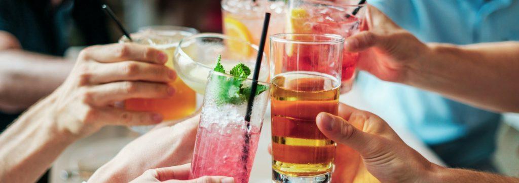 consumo de álcool entre os jovens