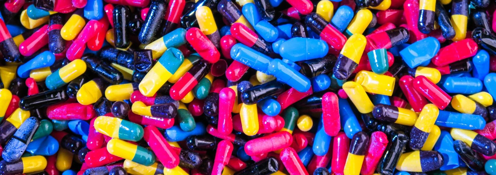 medicamentos ilegais apreendidos