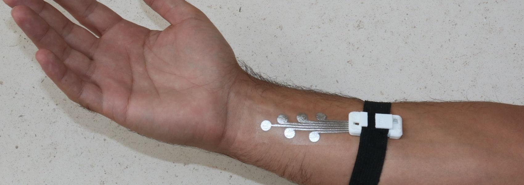 Tatuagens para monitorizar saúde