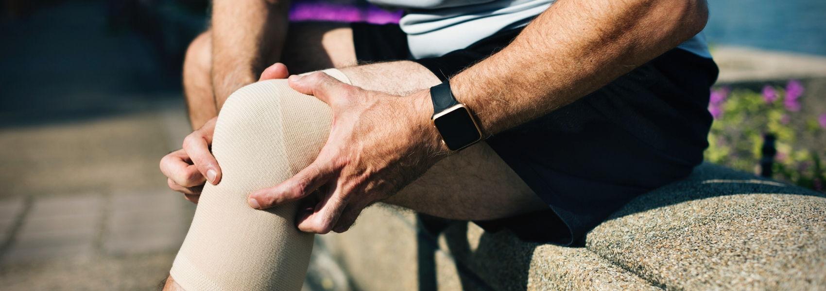minimizar a osteoartrite do joelho