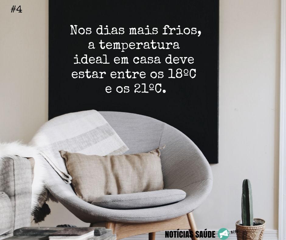 temperatura ideal