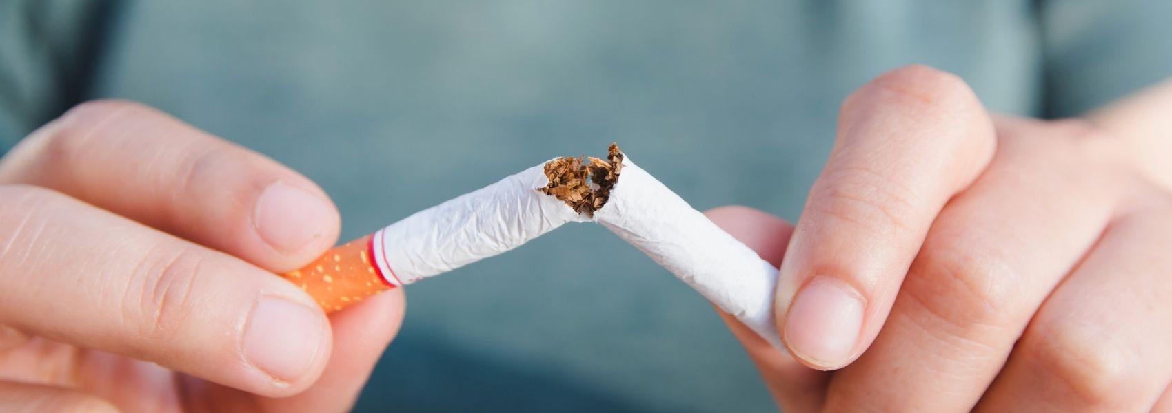 problemas na boca para fumadores