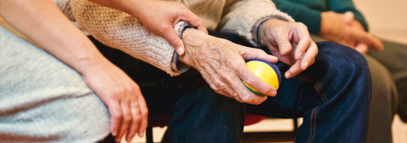 risco de saúde para cuidadores