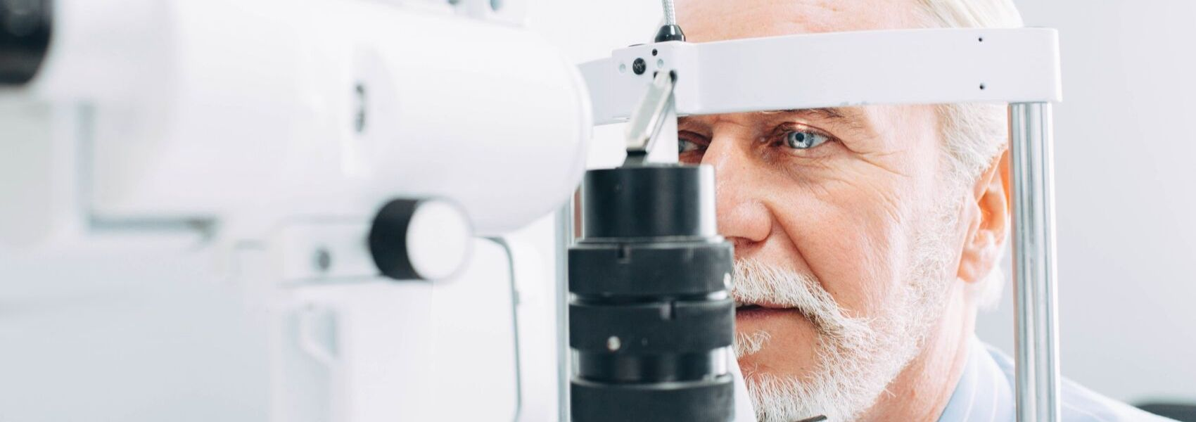 exame ocular para diagnosticar Alzheimer