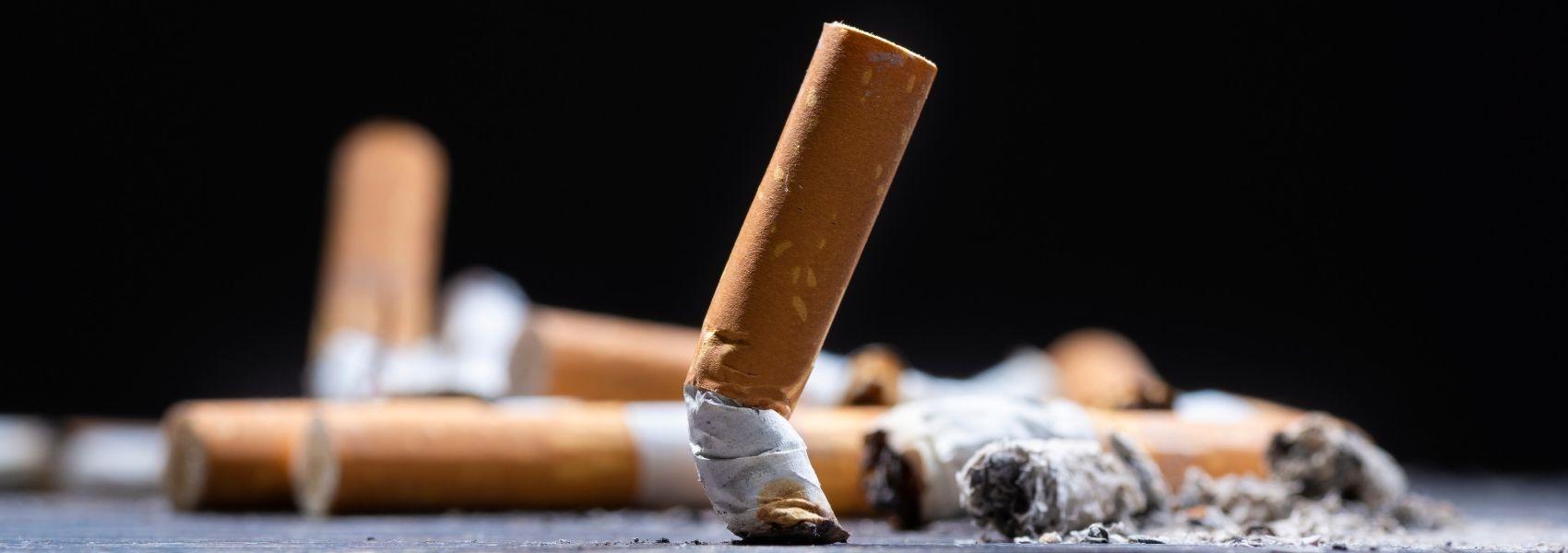 O risco de continuar a fumar após o diagnóstico de cancro do pulmão