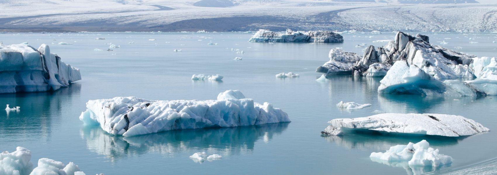 Cenas em realidade virtual com imagens de paisagens geladas ajudam a aliviar a dor