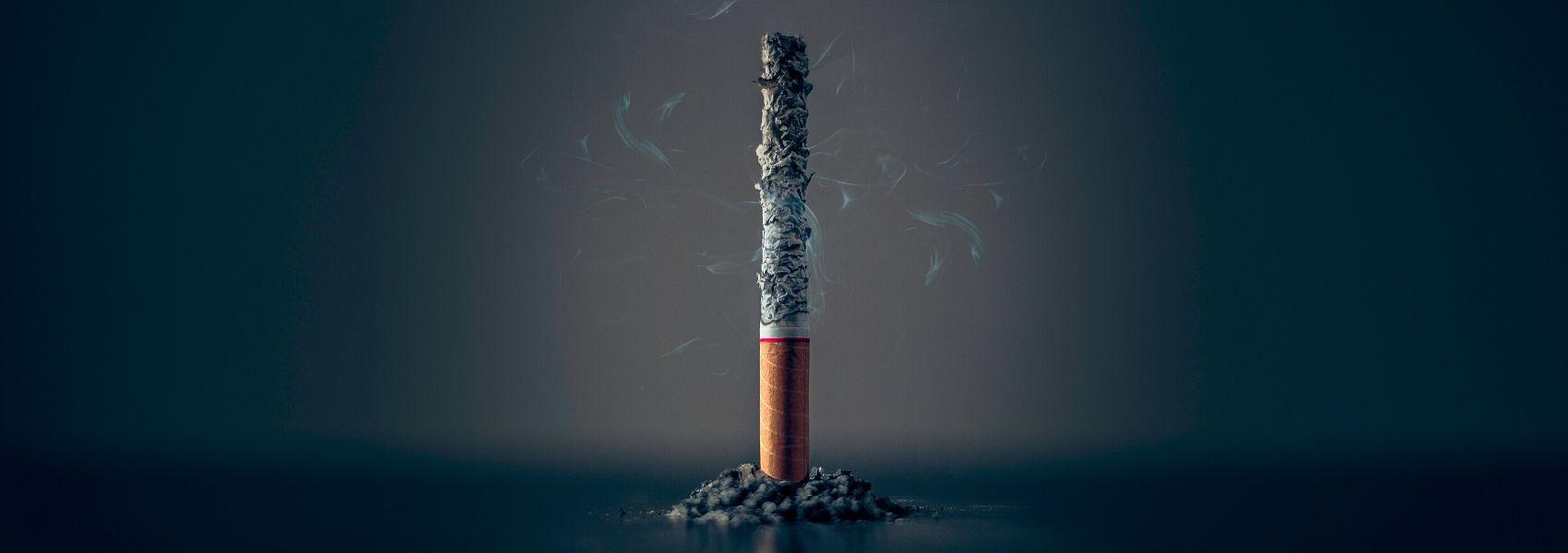 fumadores masculinos a descer