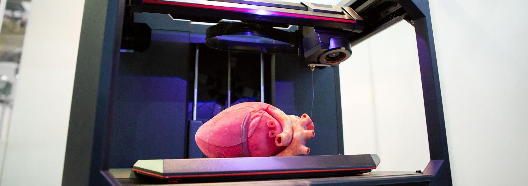 impressão de órgãos para transplante