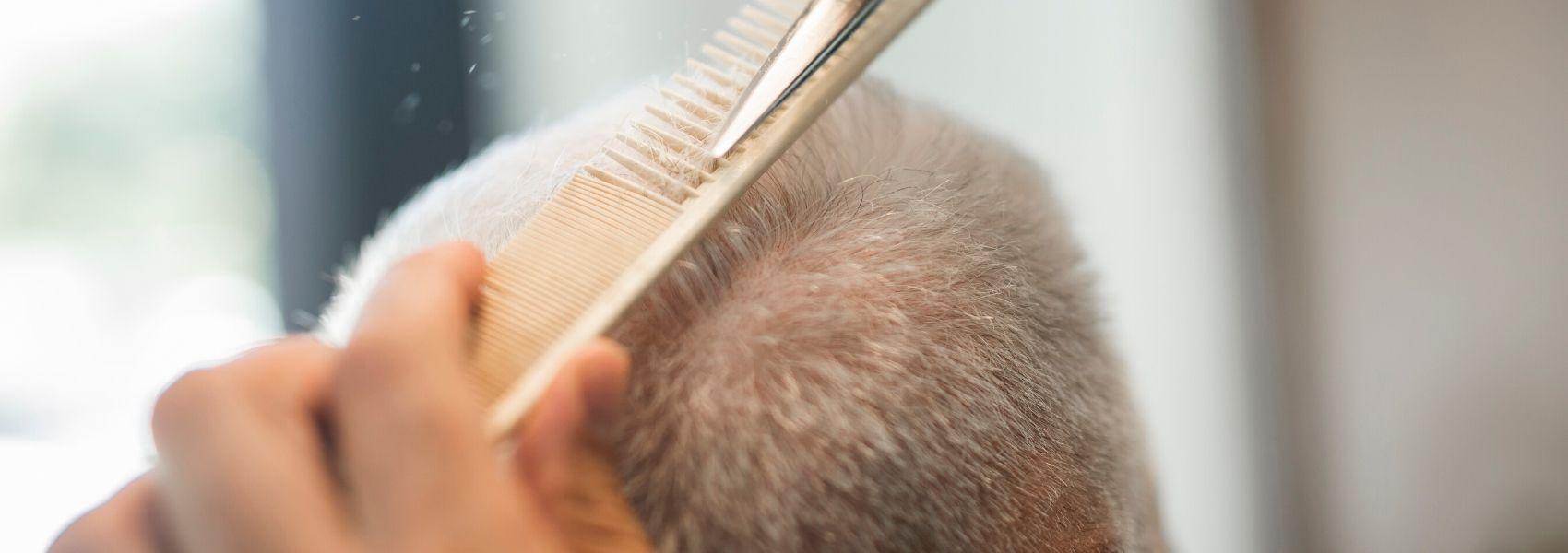 Filhos, cônjuge, trabalho: sim, o stress está na origem dos cabelos brancos