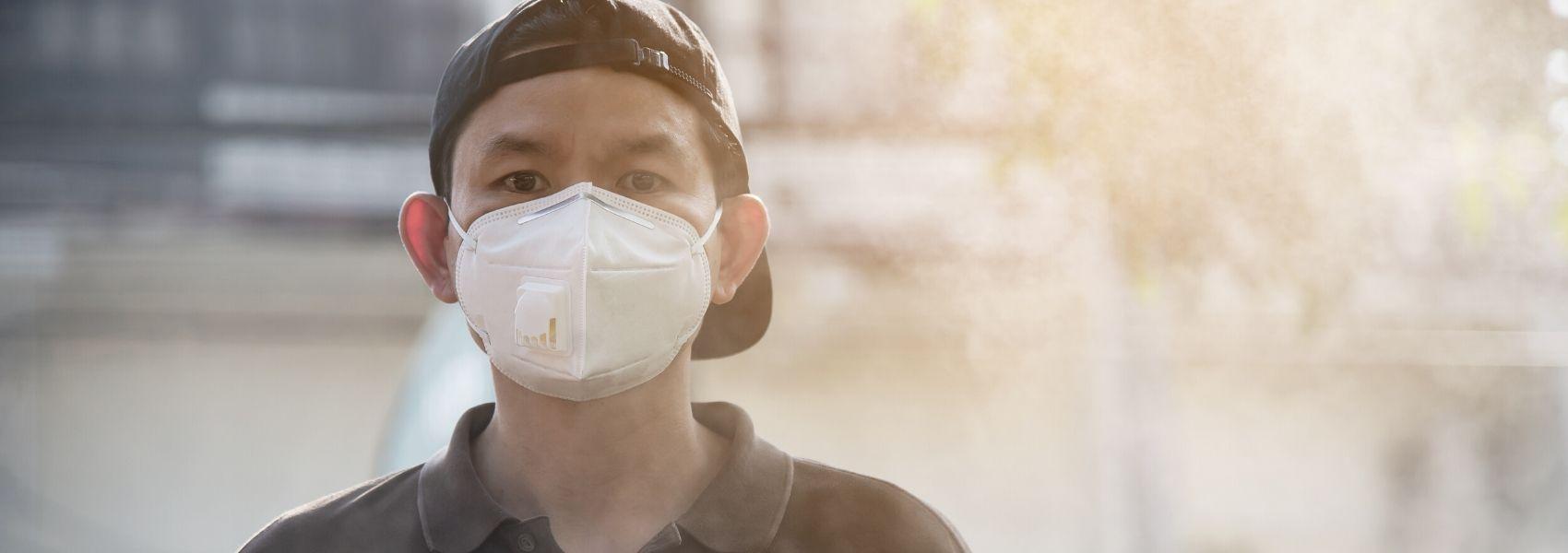 surto respiratório na China