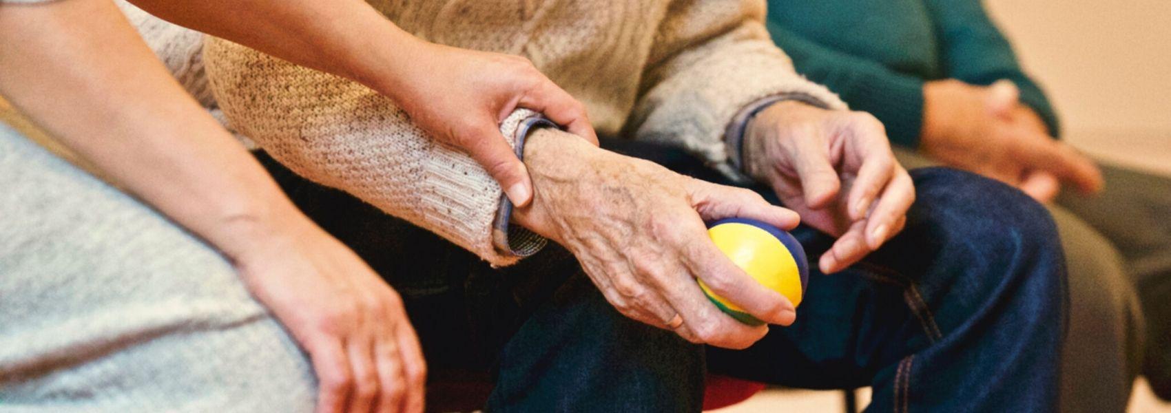 problemas visuais na doença de Parkinson