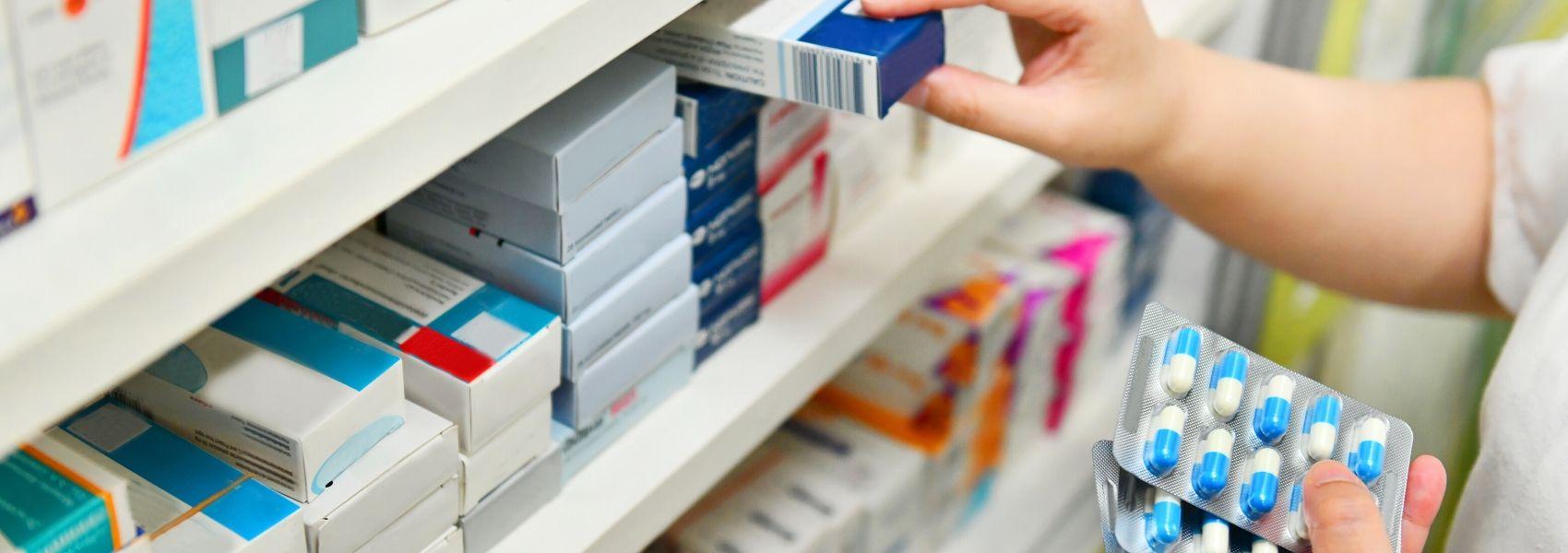 abastecimento de medicamentos
