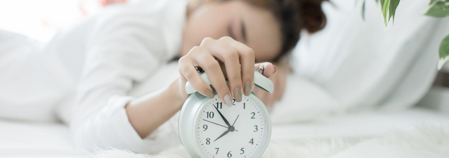 quantidade certa de sono