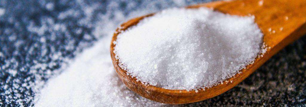 excesso de sal
