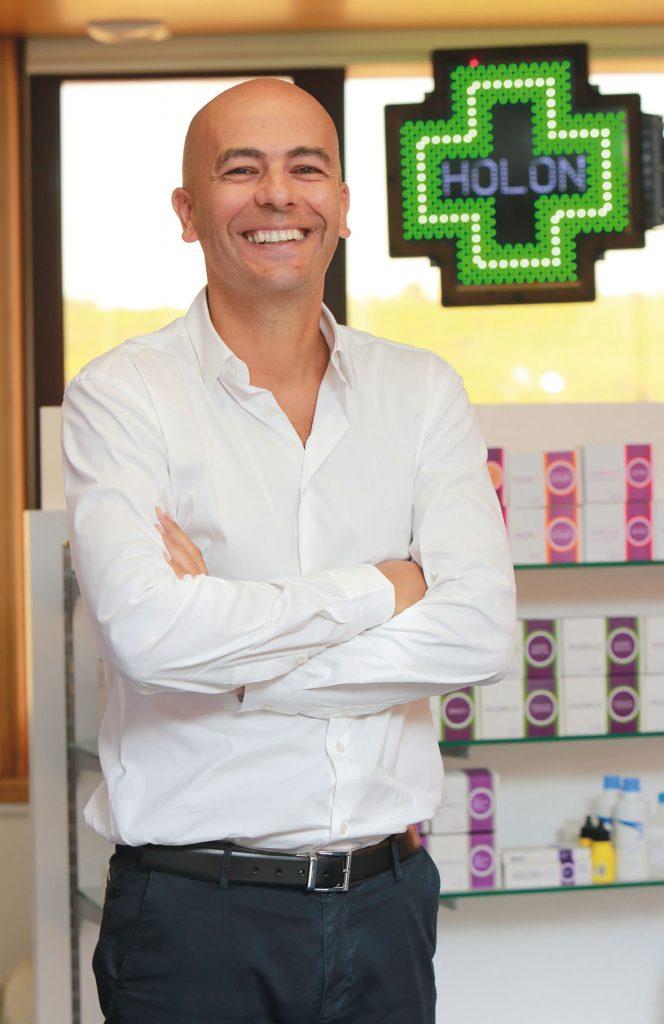 Nuno Machado, diretor das Farmácias Holon