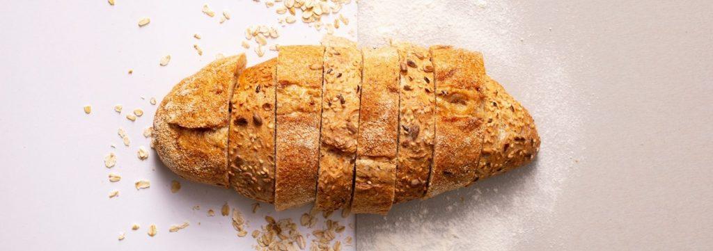 sal no pão