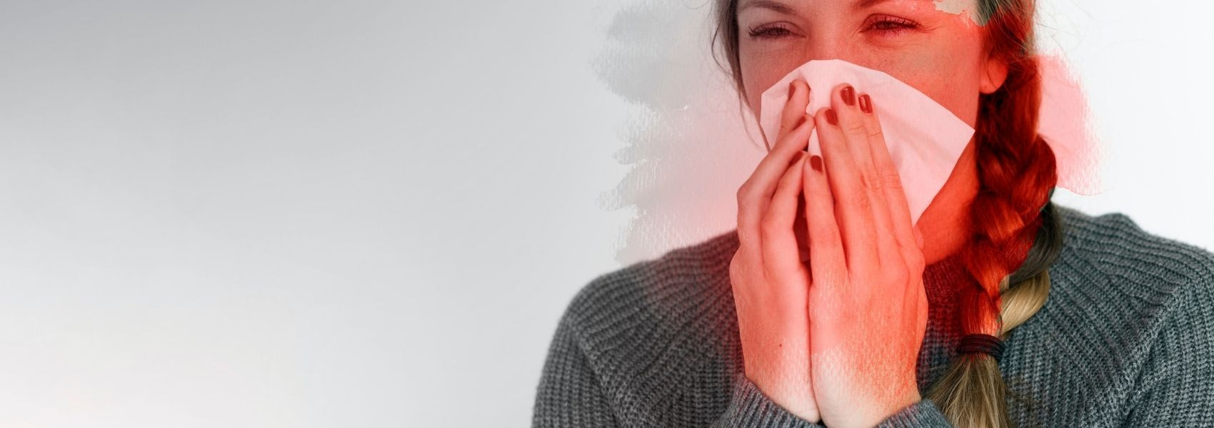 As estações das alergias chegam mais cedo e estão mais longas