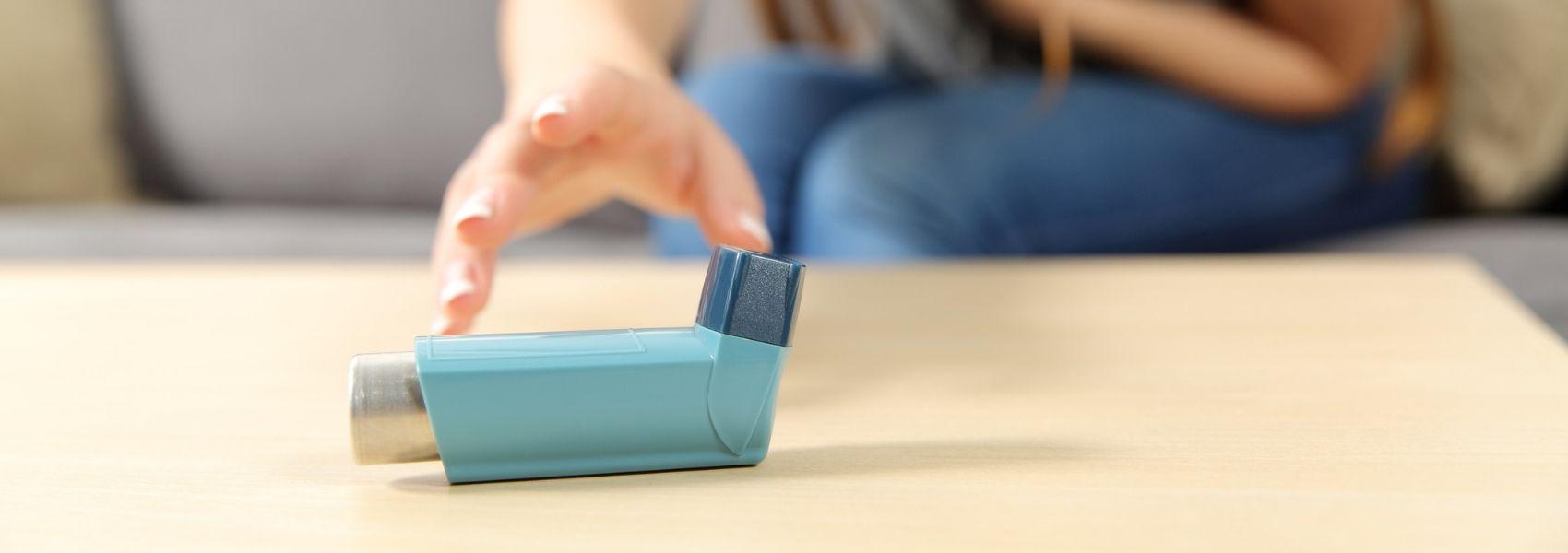 Campanha alerta para perigos da medicação de alívio na asma