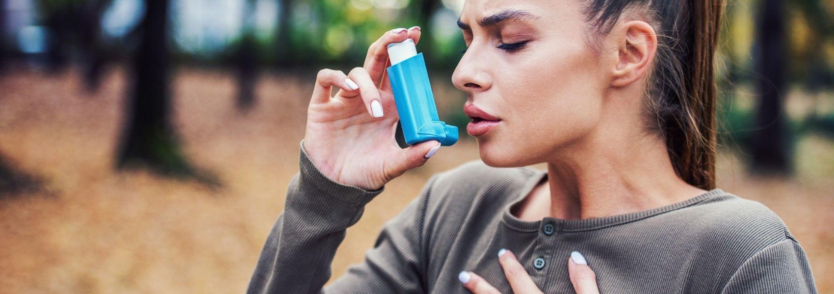 Excesso de medicação na asma pode ter consequências graves