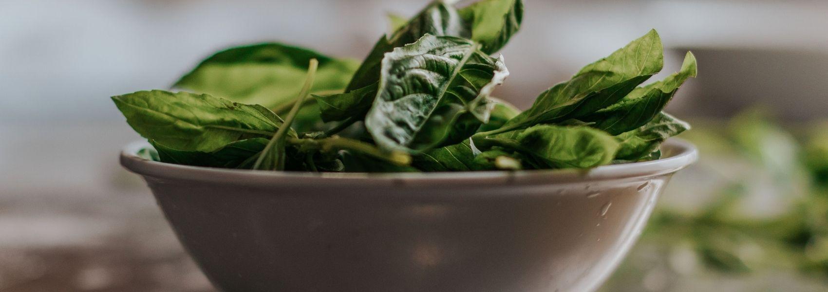 Vegetais de folhas verdes, inimigos das doenças cardíacas