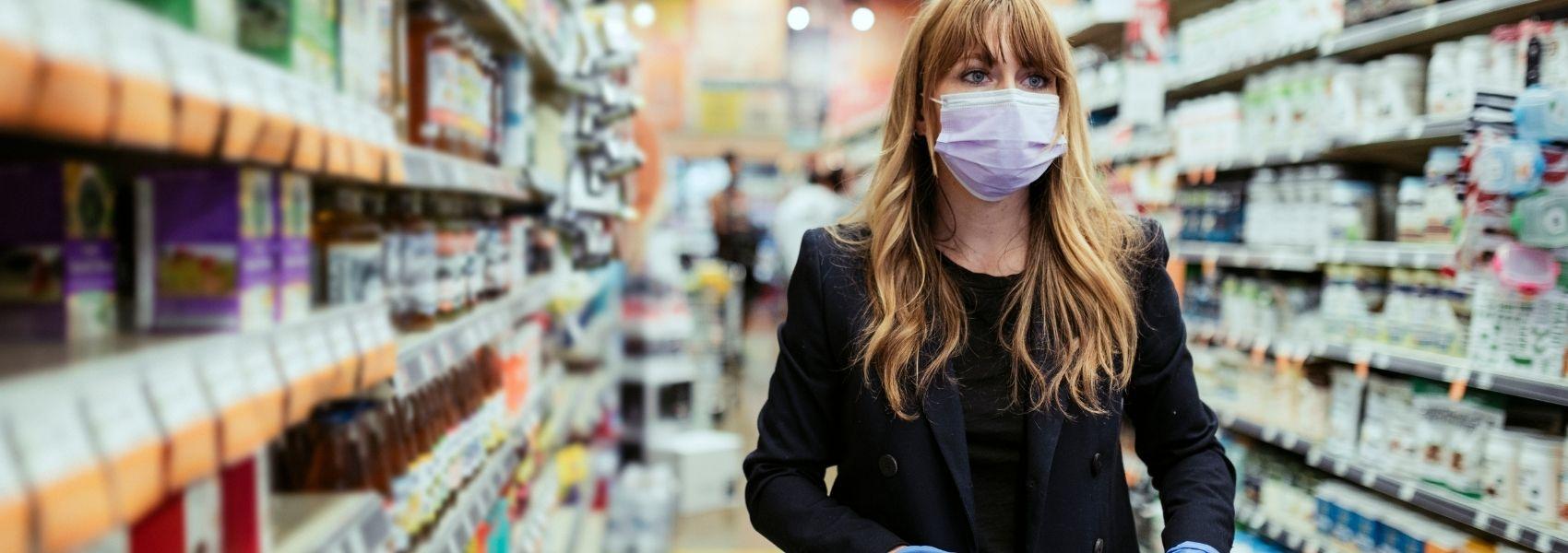Cientistas criam máscaras faciais que podem diagnosticar a COVID-19