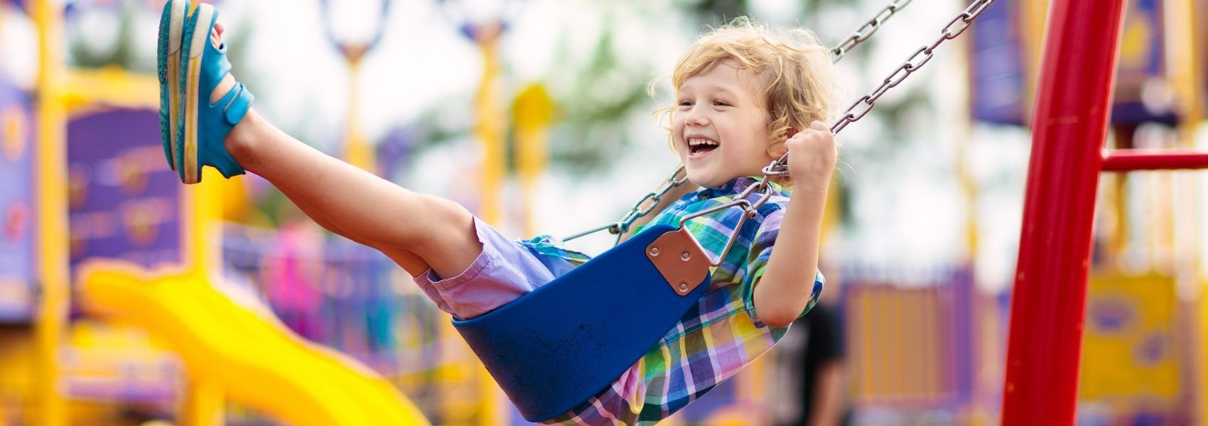 Dicas para brincadeiras em segurança no parque infantil