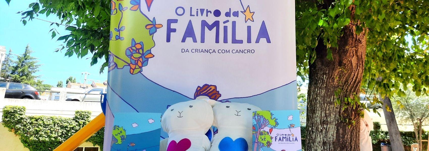 Livro da Família da Criança com Cancro