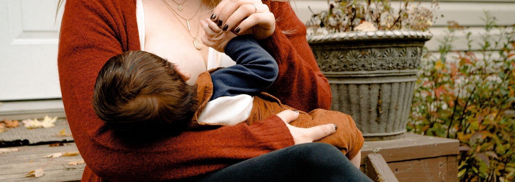 Amamentação, mesmo que por alguns dias, associada à redução da pressão arterial na primeira infância