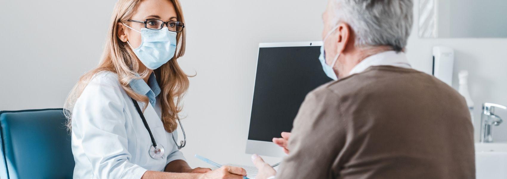 Menos 46% de consultas presenciais no primeiro ano de pandemia