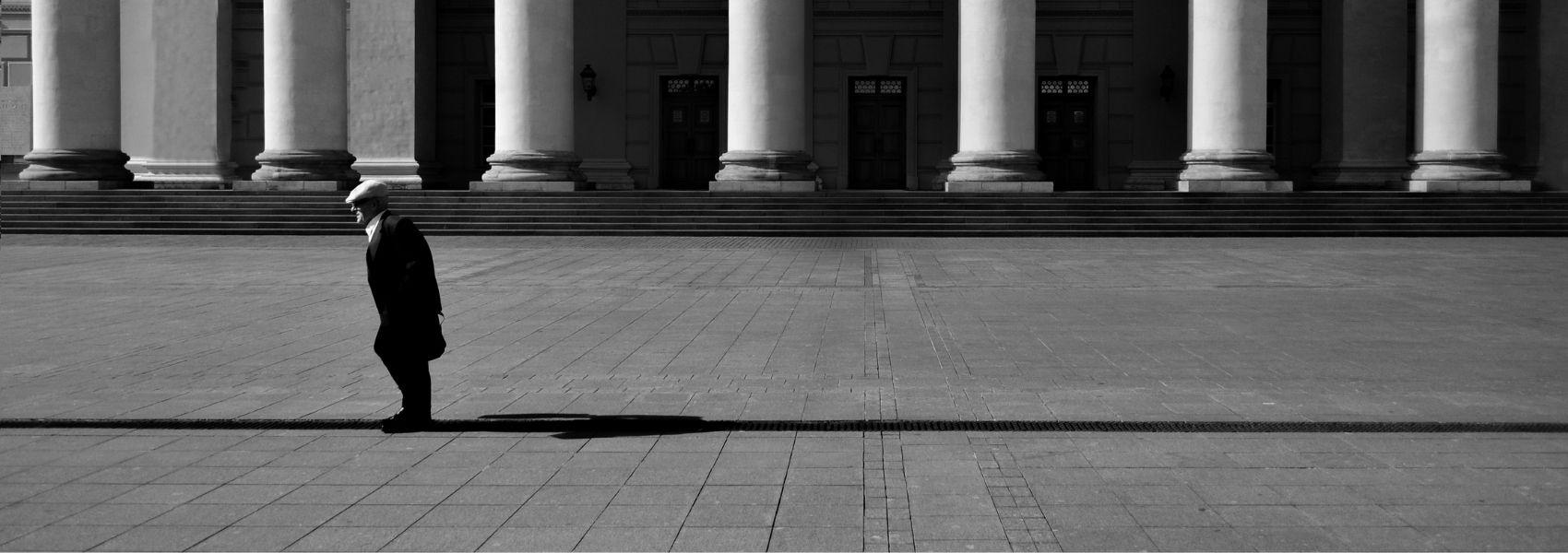 A solidão na velhice rouba saúde e anos de vida