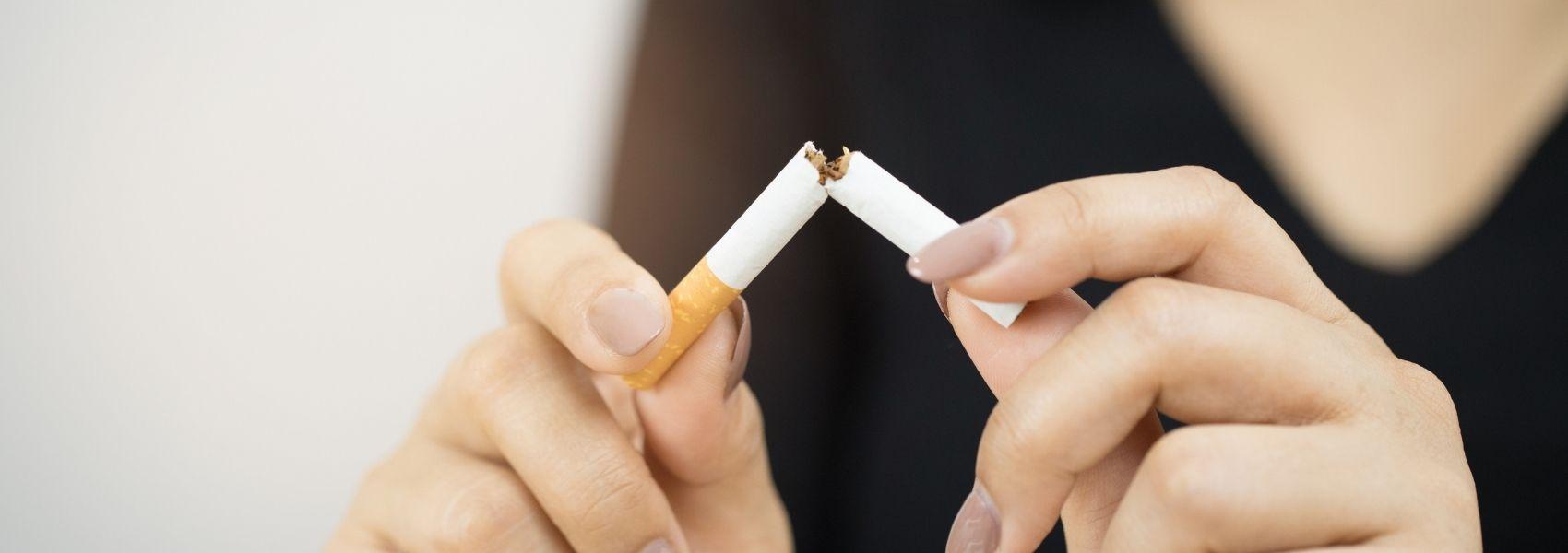 Deixar de fumar após o diagnóstico de cancro do pulmão reduz risco de morte dos doentes