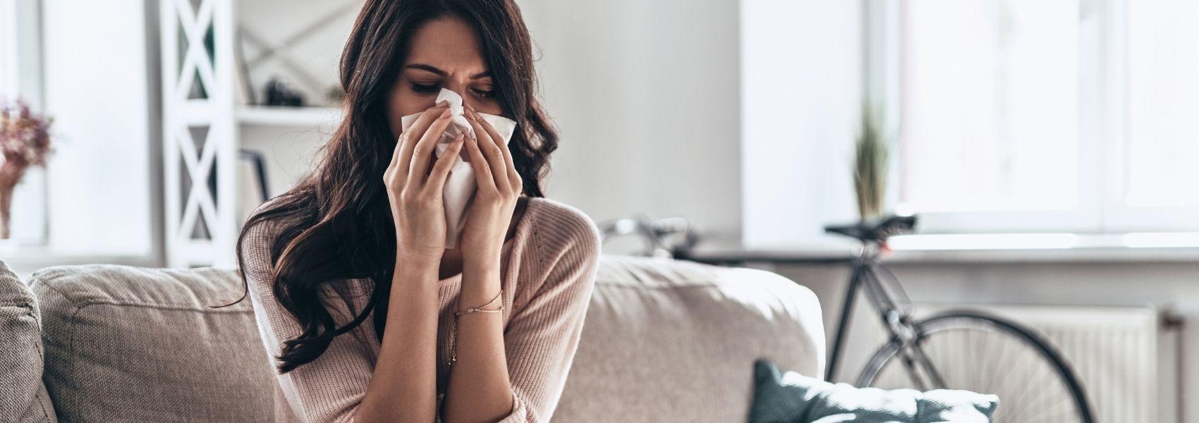 Compreender a diferença entre os sintomas da COVID-19 e a sinusite